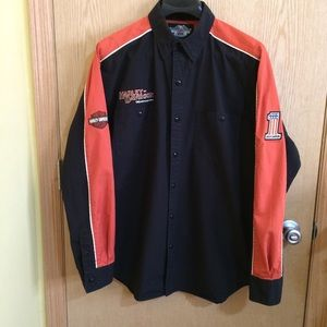 Harley Davidson Men's Prestige Shirt